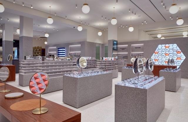 New Eyewear Destination - Selfridges, London 2018