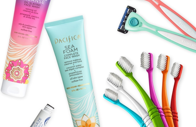 Pacifica and Preserve are turning used beauty packages into razors and toothbrushes.