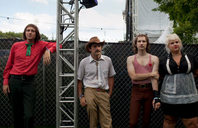 Shannon and the Clams Panorama 2018