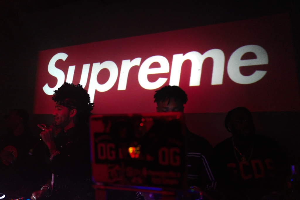 Metro BoominSupreme Brooklyn store opening, After Party, New York, USA - 04 Oct 2017