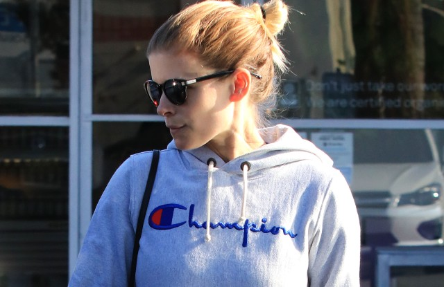 Kate MaraKate Mara out and about, Los Angeles, USA - 14 Oct 2017Kate Mara leaving The Bar Method gym in Silverlake