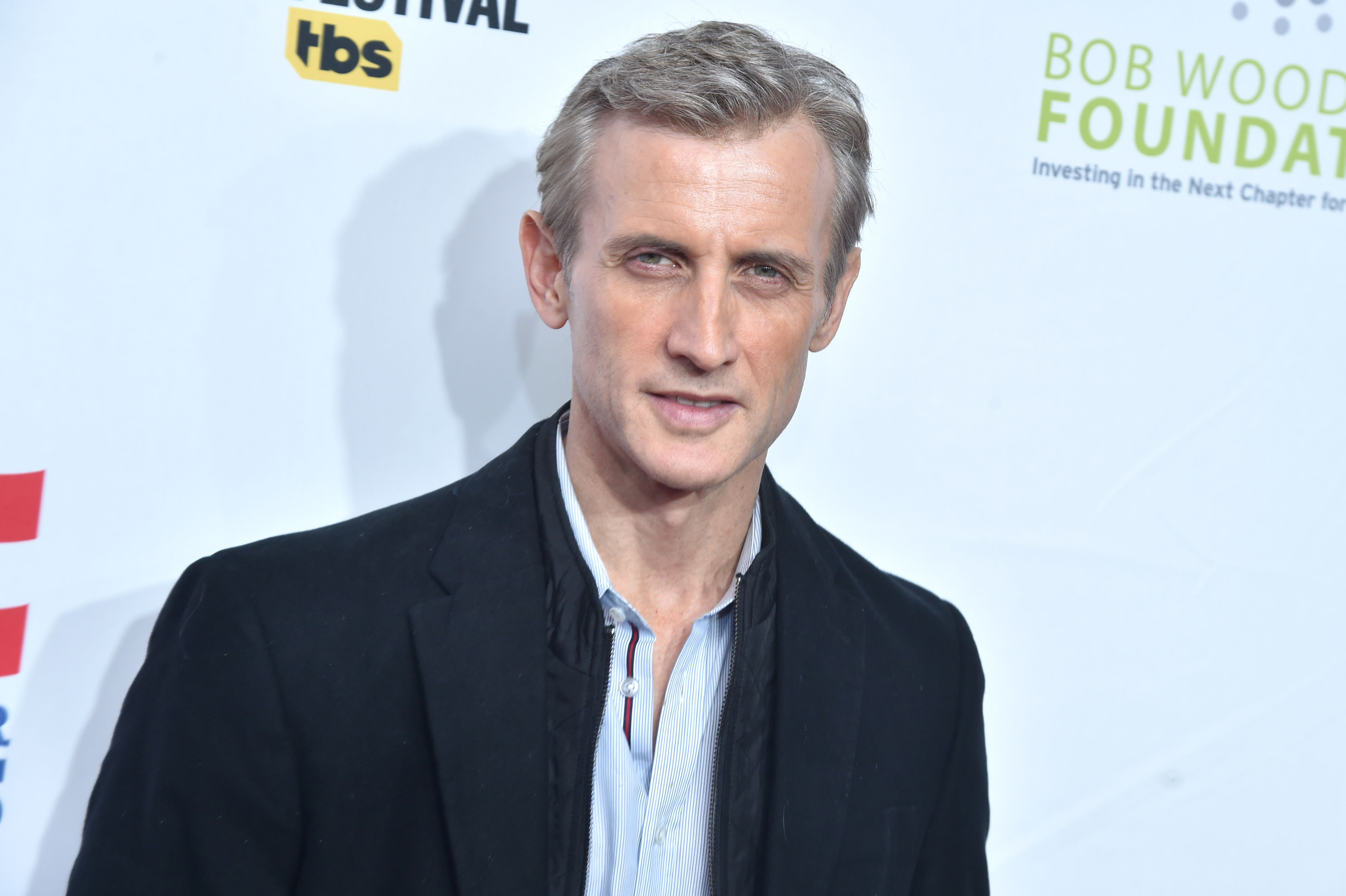 Dan Abrams11th Annual Stand Up for Heroes, presented by the New York Comedy Festival and The Bob Woodruff Foundation, Show, New York, USA - 07 Nov 2017