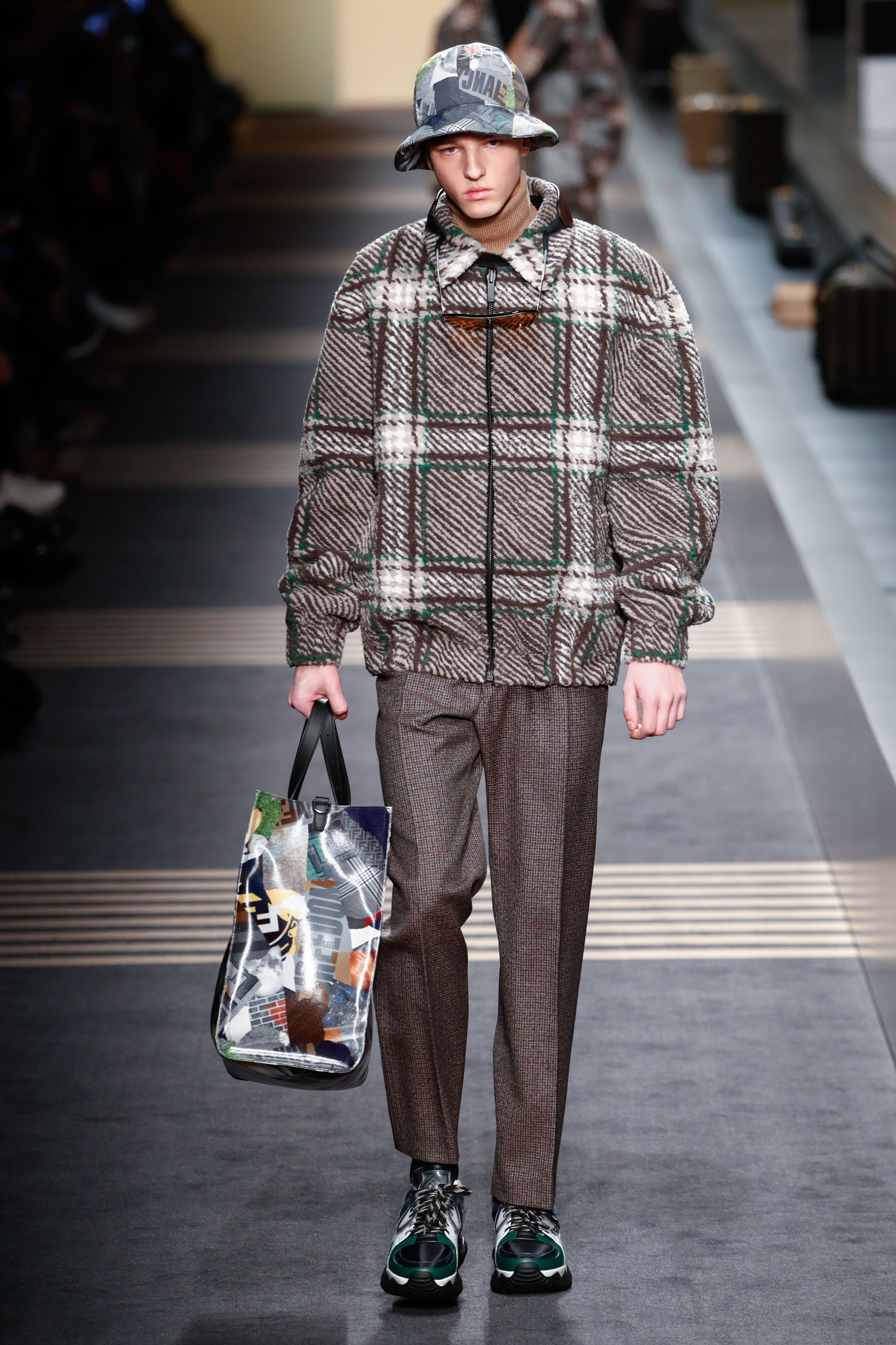 Fendi Men's Fall 2018