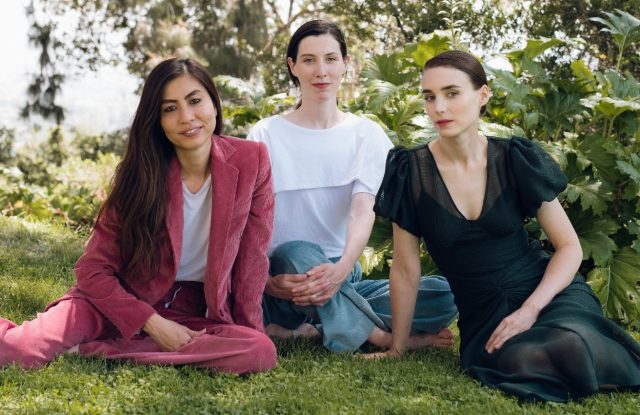 After launching in February, Rooney Mara expands her vegan clothing line.