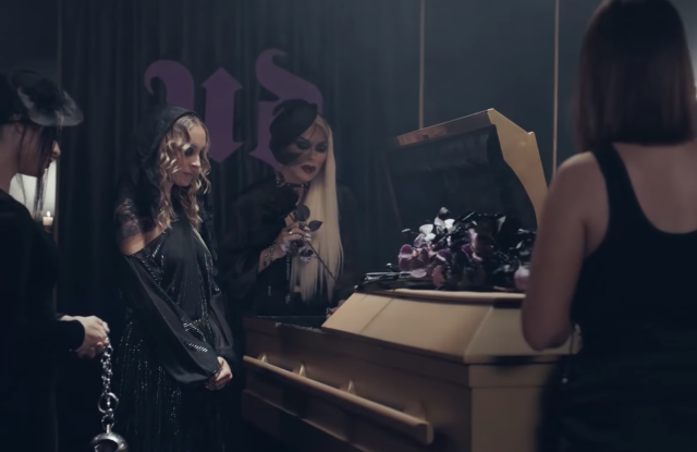 Urban Decay Hosts Funeral for Much-Loved Naked Palette