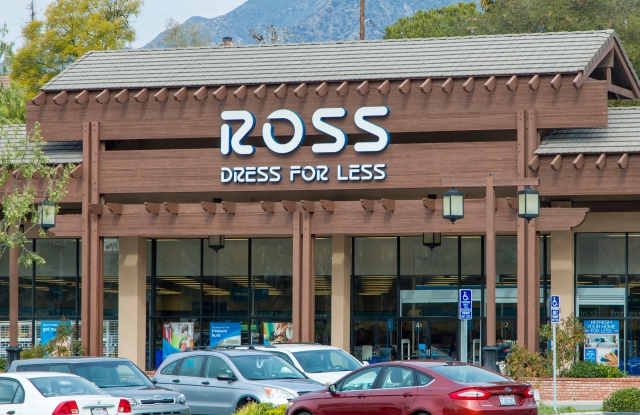A Ross store.