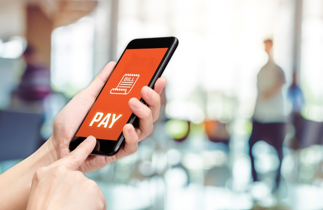 Payment platforms help international shoppers with cross-border commerce.