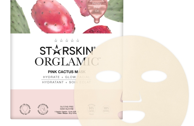 Starskin is bringing more glamour to the mask category.
