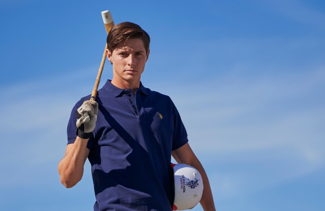Scottsdale, Arizona   November 2017   Lifestyle photography of Global Brand Ambassador Juan Bollini in polo gear and polo shirts. (USAGE: FULL GLOBAL RIGHTS ACROSS ALL PLATFORMS, EXPIRES 11/09/2022)