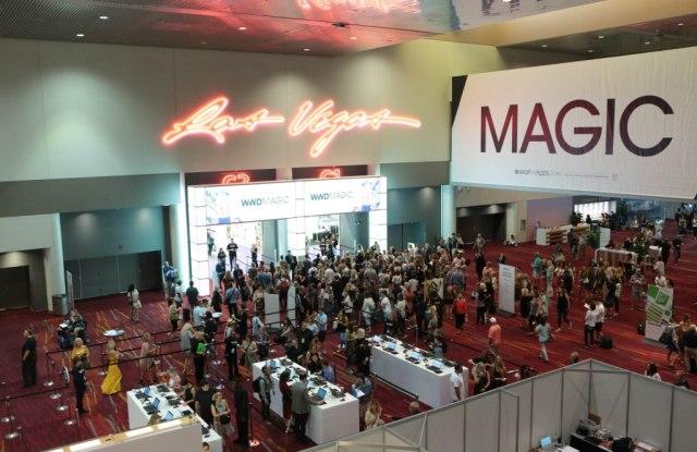 WWDMagic at the Las Vegas Convention Center