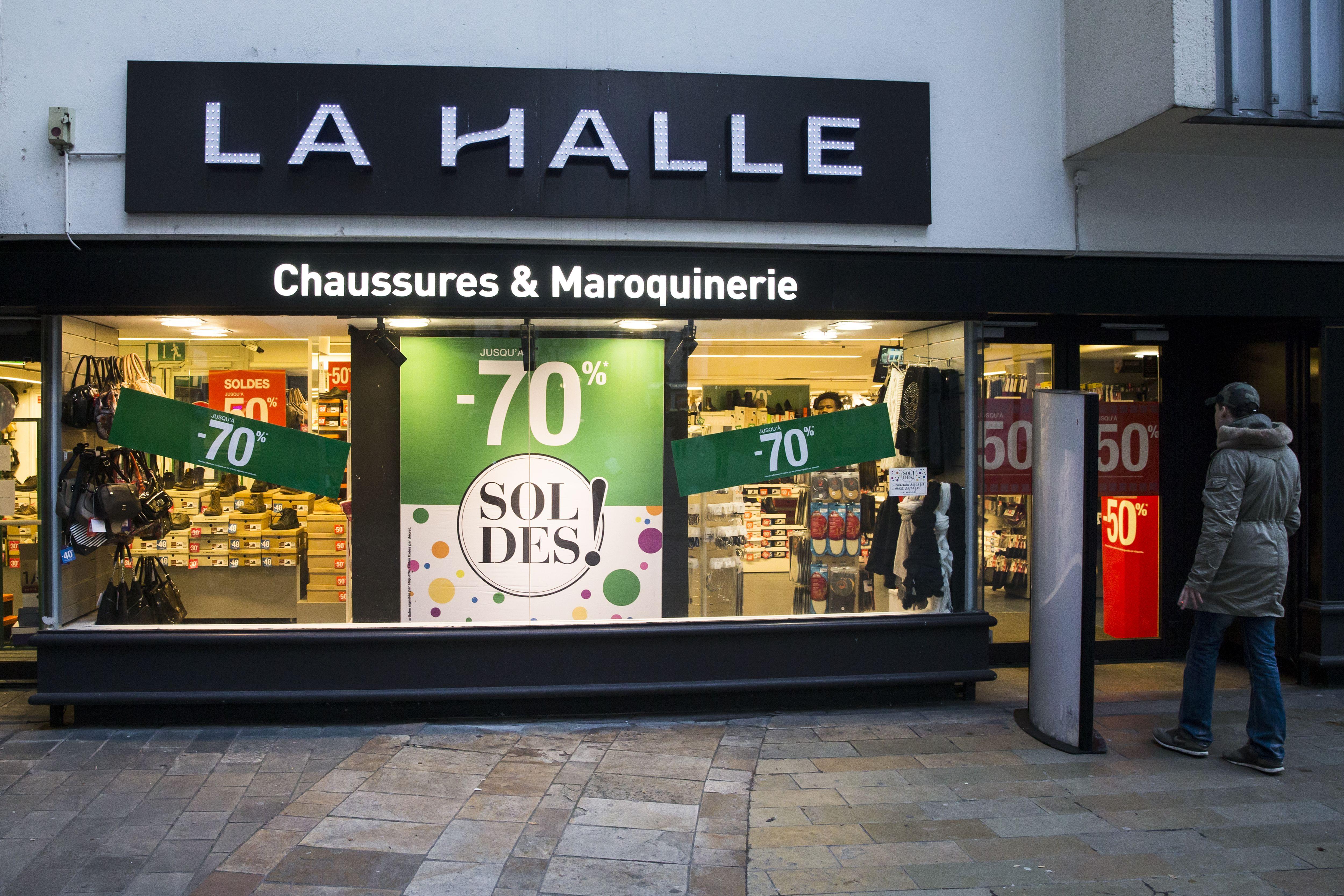 La Halle remains part of Vivarte