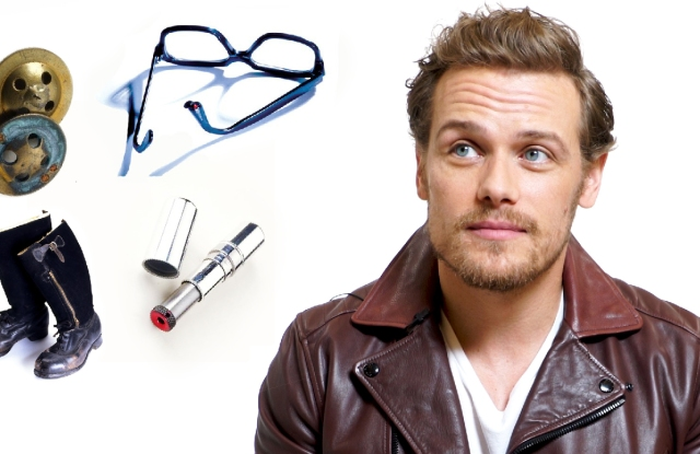 Sam Heughan Gets Tested on His