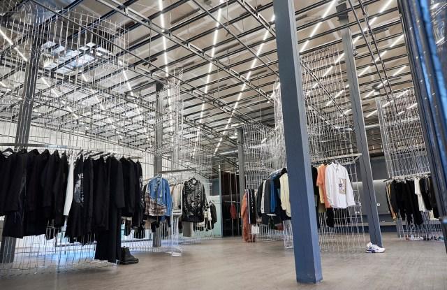 H. Lorenzo Men's Store Los Angeles