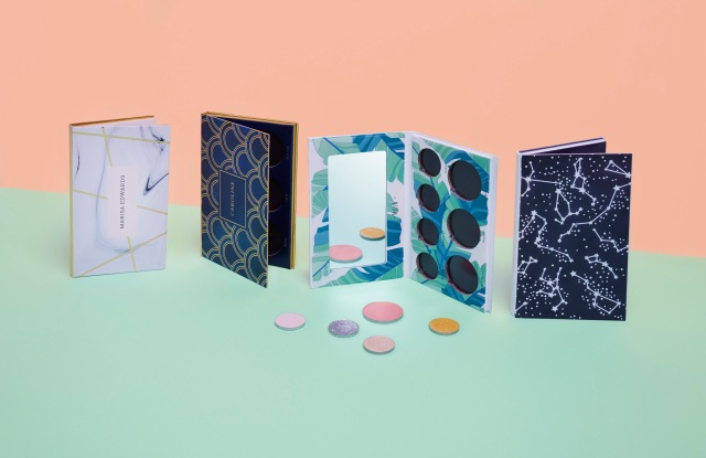 Beautonomy allows customers to make their own palettes — from color selection to packaging.