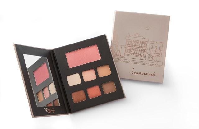 Belk Beauty's Savannah palette