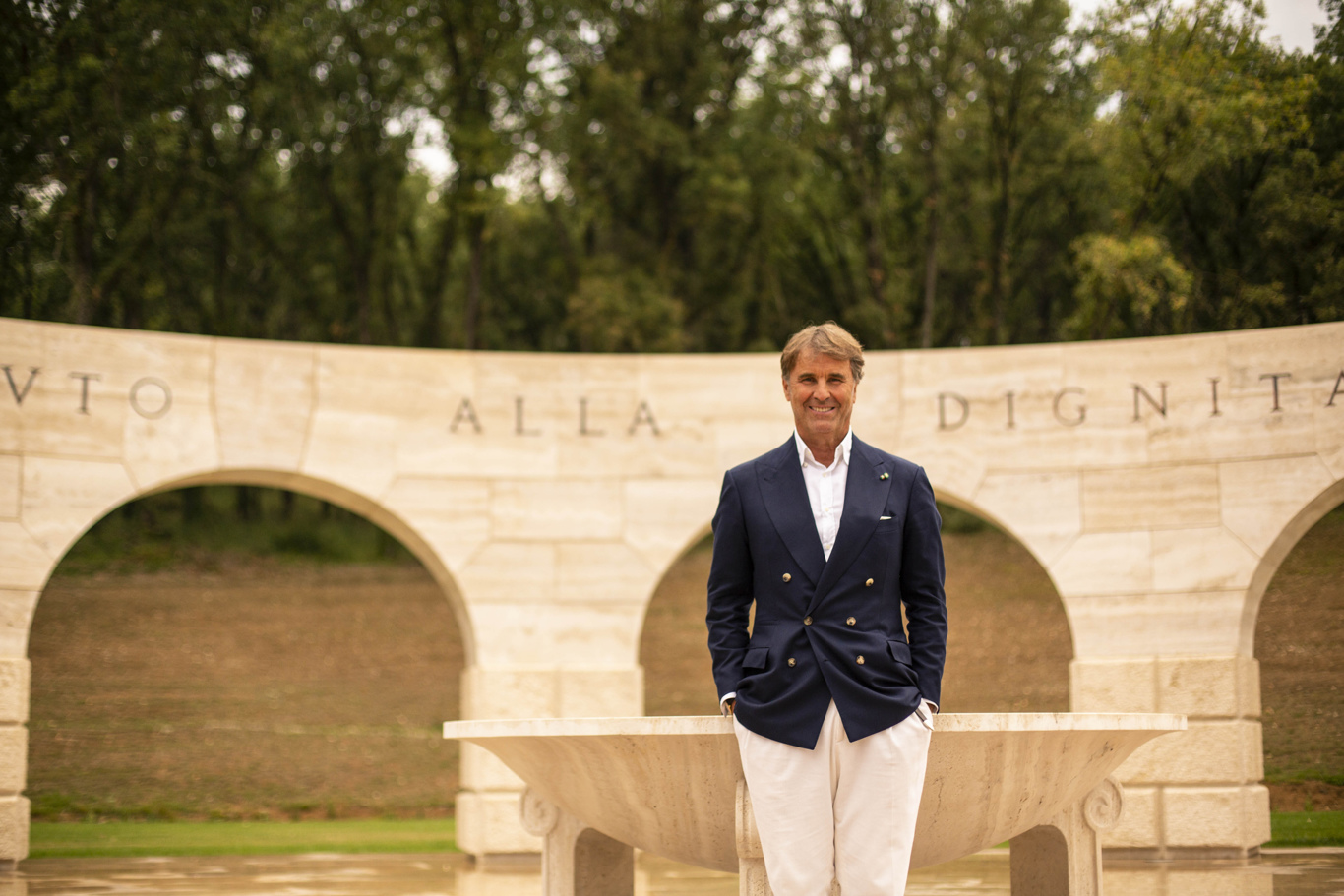 Brunello Cucinelli Presents the Hamlet of the Spirit