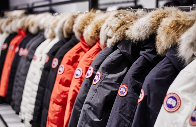 The Canada Goose Short Hills Flagship.