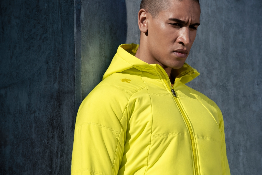 Descente Athletics will be marketed as a premium technical collection.