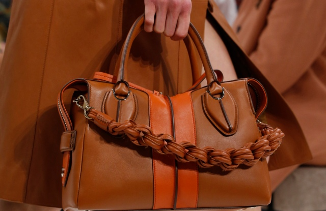 Details at Tod's RTW Spring 2019