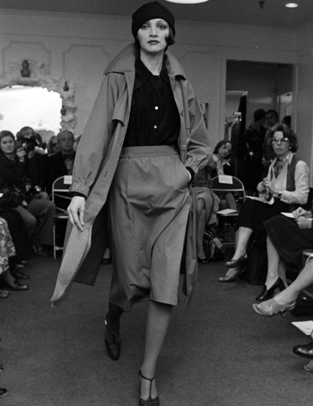 Albert Nipon Fall 1976
