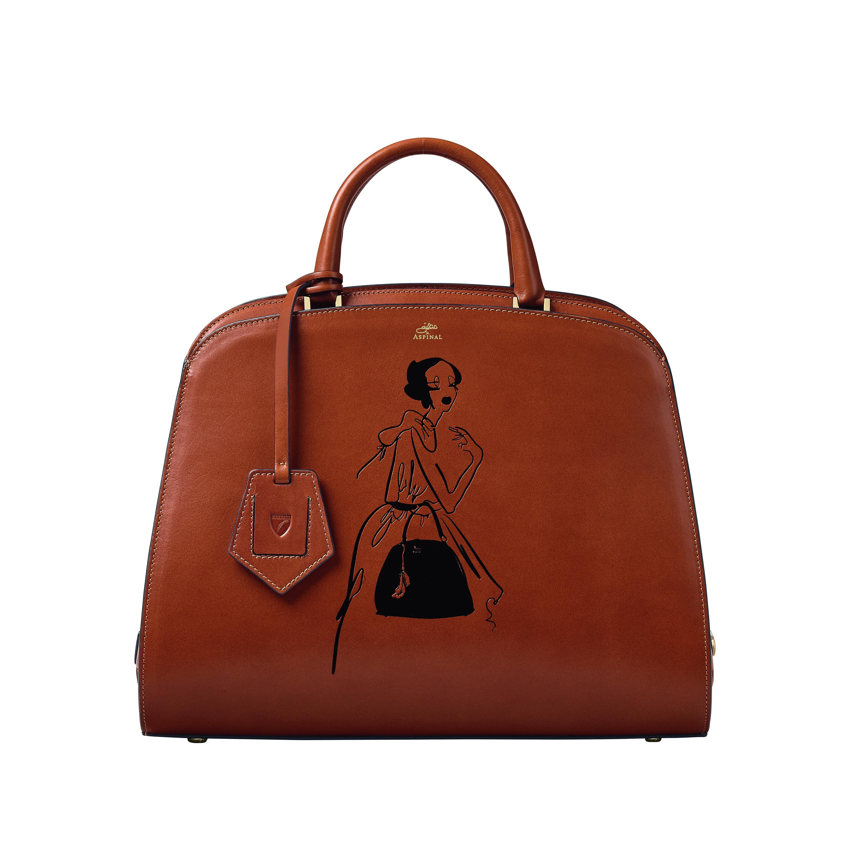 Aspinal of London x Giles Deacon - The Hepburn Bag