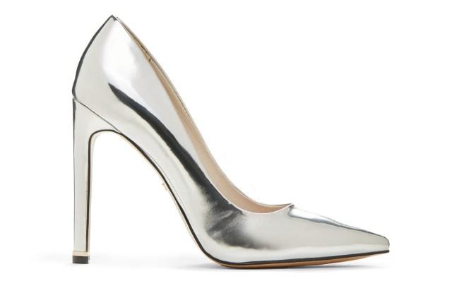 Kenneth Cole's Riley heel.