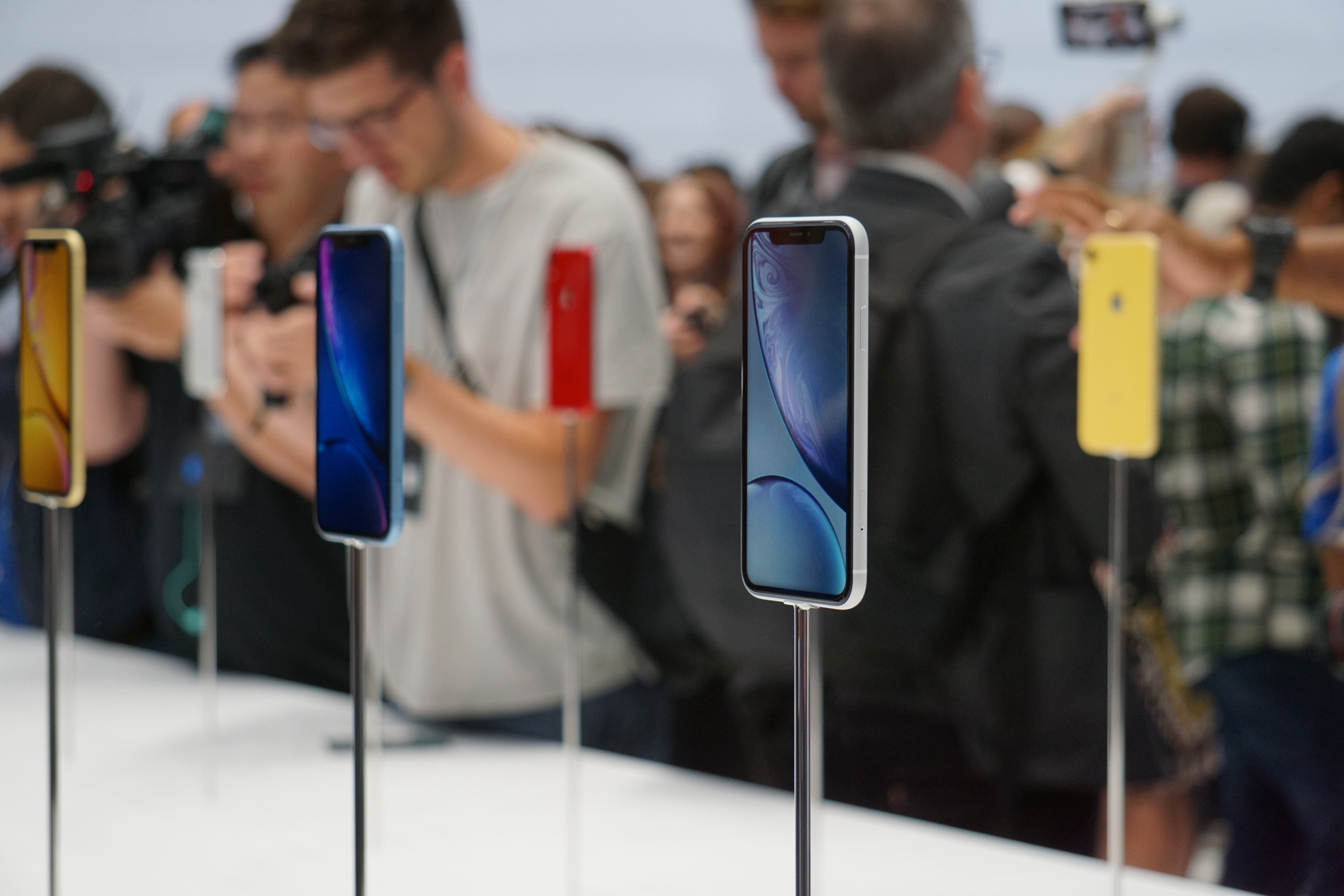 iPhone XS Max XR mobile apple