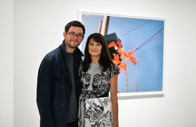 Jamie Hawkesworth and Marie-Amélie Sauvé