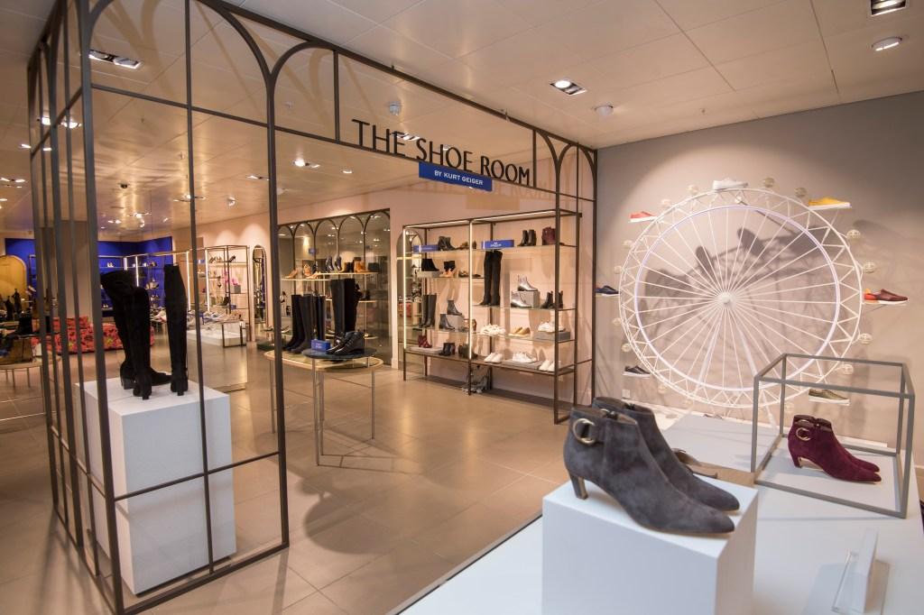 Inside the new John Lewis women's wear floor