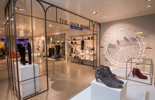 Inside the new John Lewis women's wear floor