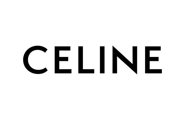 celine new logo hedi slimane