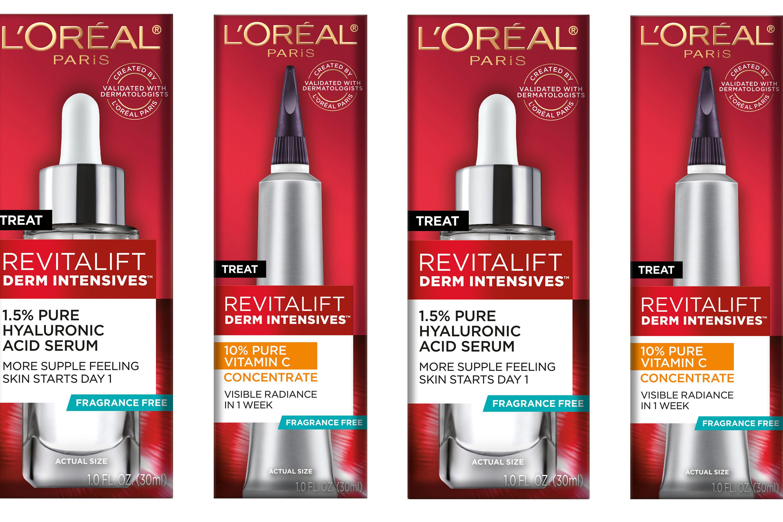 L'Oréal Paris Revitalift Derm Intensives