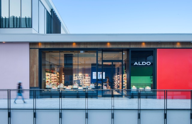 An Aldo store at Westfield Century City in Los Angeles.