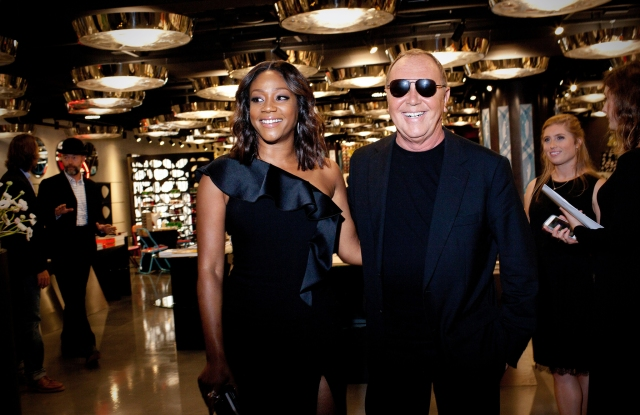 Tiffany Haddish, Michael KorsMichael Kors Dinner, Spring Summer 2019, New York Fashion Week, USA - 12 Sep 2018