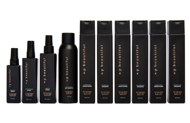 n:Philanthropy haircare
