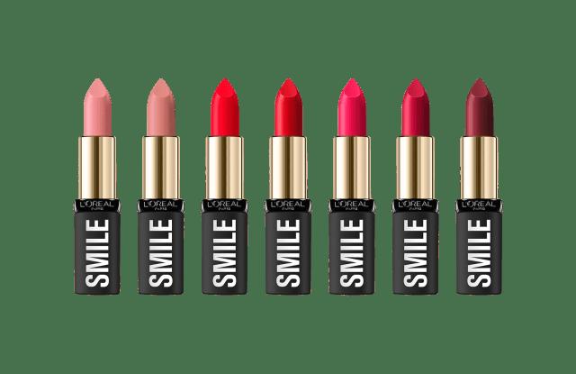 L'Oréal Paris x Isabel Marant makeup