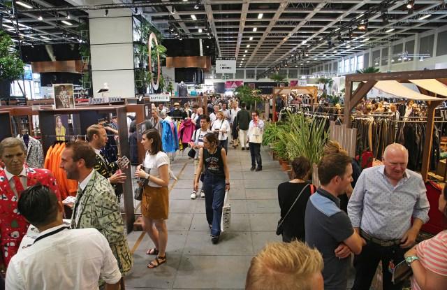 The Panorama Berlin trade fair