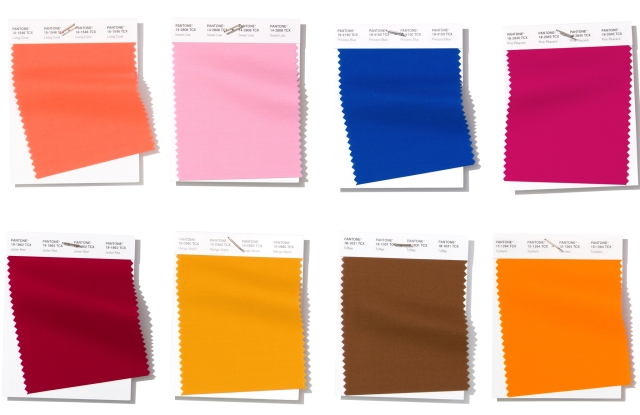 Empowering Colors Top Pantone Spring Color Trend Report for NYFW