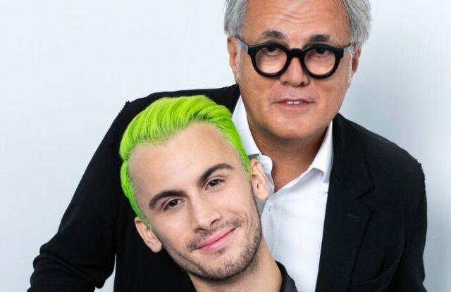 Giuseppe Zanotti and Christian Cowan