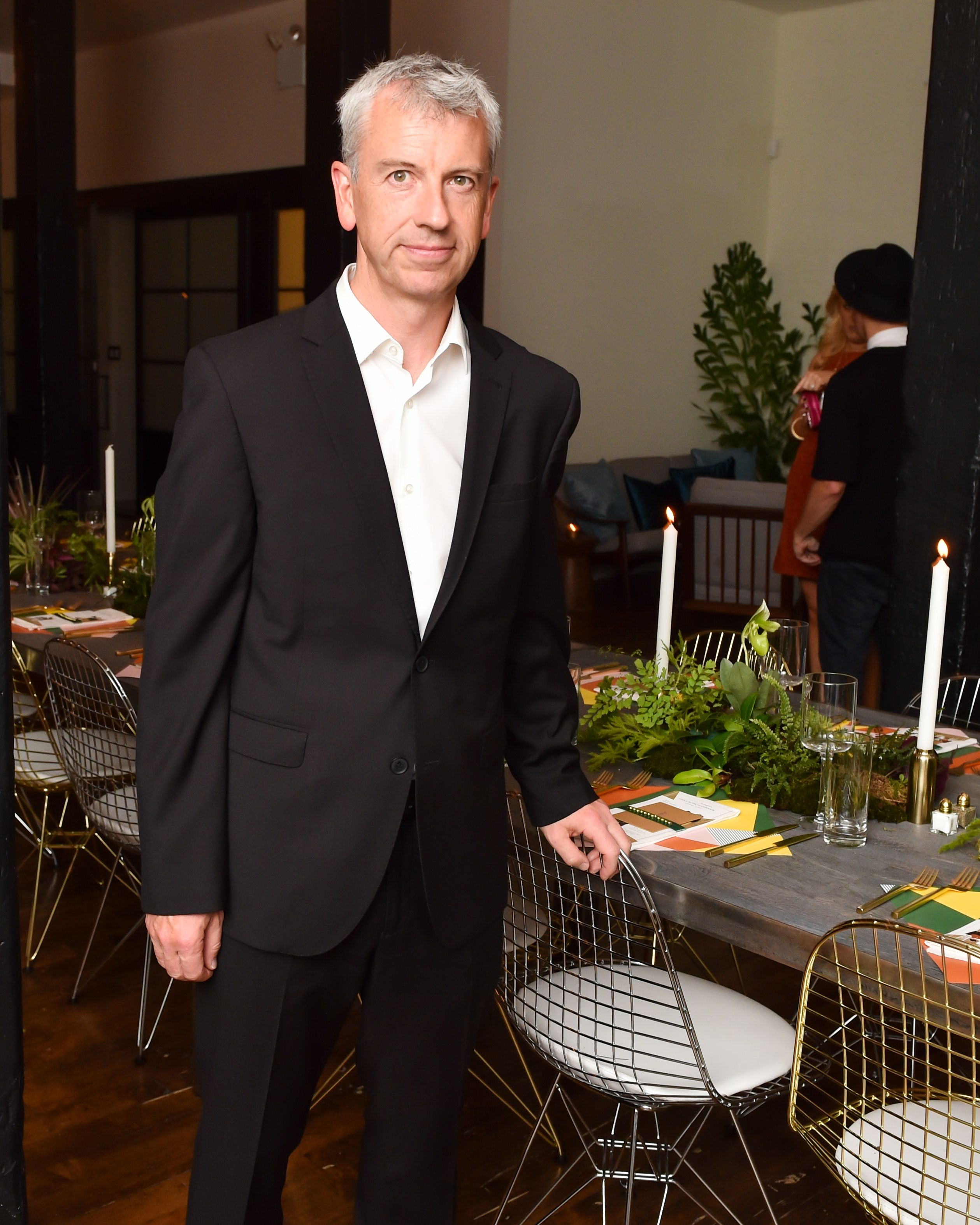 John LyttleREFINERY29 toasts Primark's US debut, And&And, New York, America - 02 Sep 2015