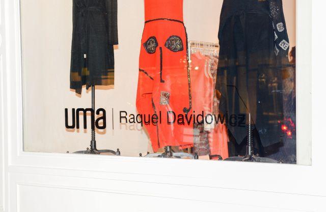 Brazilian Brand Uma: Store Opening, New York - 15 Oct 2015Brazilian Brand Uma: Store Opening, New York - 15 Oct 2015