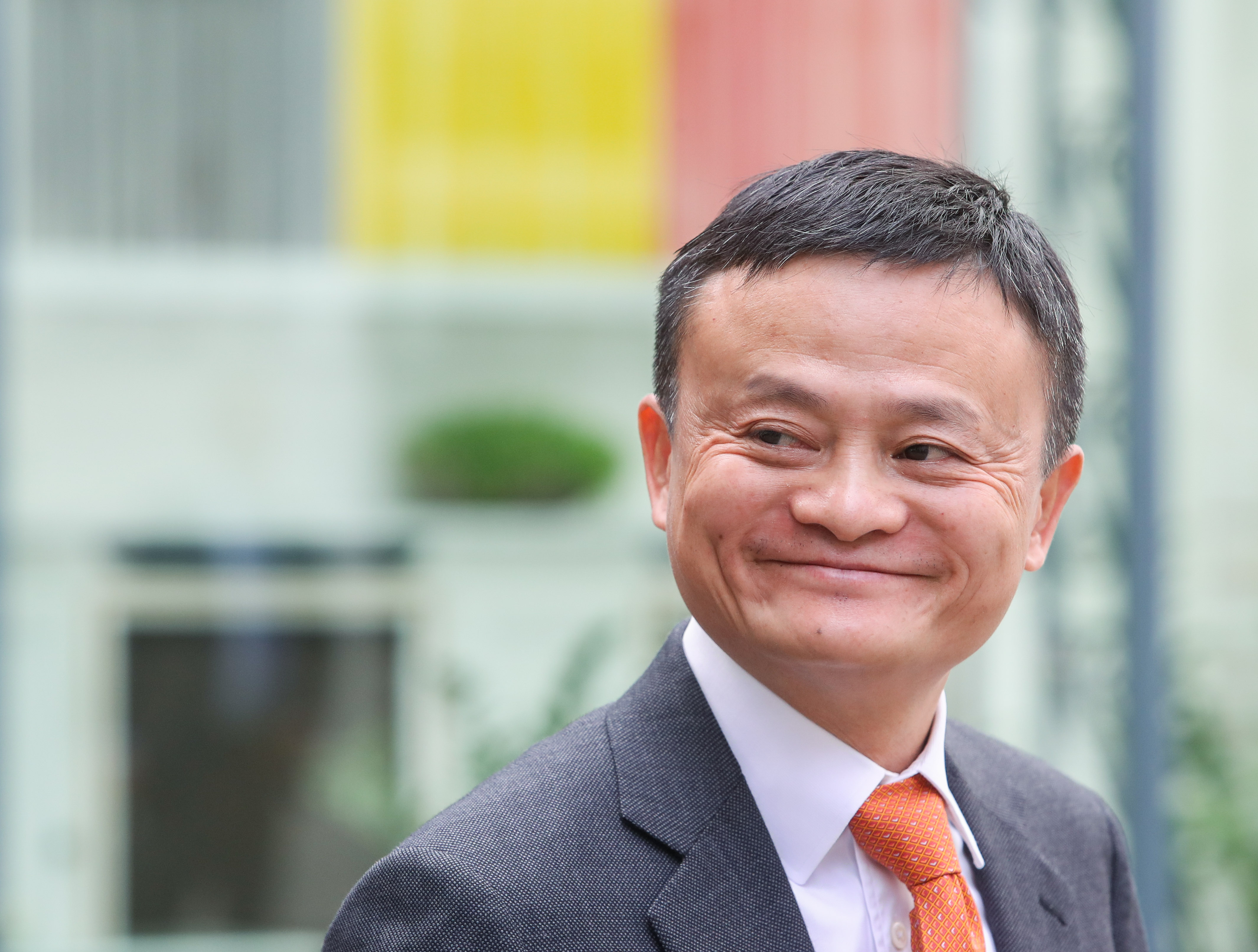 Jack Ma Founder and executive chairman of Chinese e-commerce company Alibaba Group in Brussels, Belgium - 03 Jul 2018Jack Ma, the founder and executive chairman of Chinese e-commerce company Alibaba Group arrives for a meeting with Belgian Prime Minister Charles Michel at the Lambermont in Brussels, Belgium, 03 July 2018.
