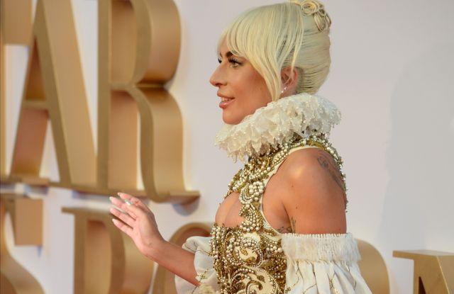 Lady Gaga'A Star Is Born' film premiere, London, UK - 27 Sep 2018