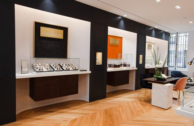 Galeries Lafayette-Royal Quartz Paris store