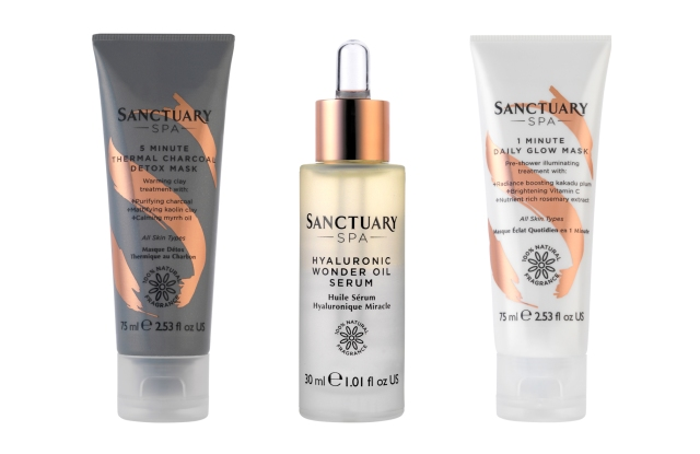 Sanctuary Spa Brand