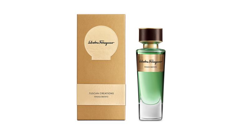 The Rinascimento fragrance.