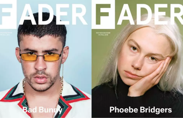 Fader's fall 2018 fashion issue, with covers by Stefan Ruiz and Molly Matalon.