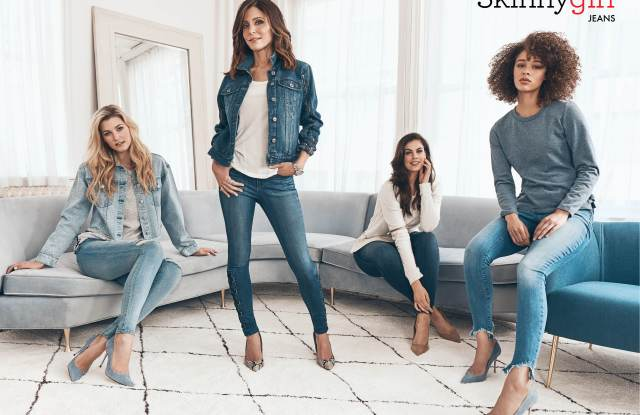 Bethenny Frankel's Skinnygirls Jeans offers sizes for every body type.