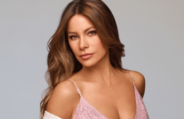 Sofia Vergara for Stella McCartney's Breast Cancer Awareness Campaign