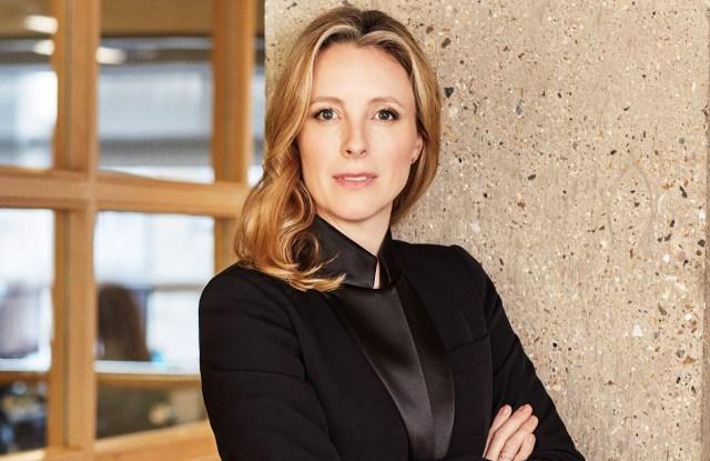 Stephanie Phair is chair of the British Fashion Council.